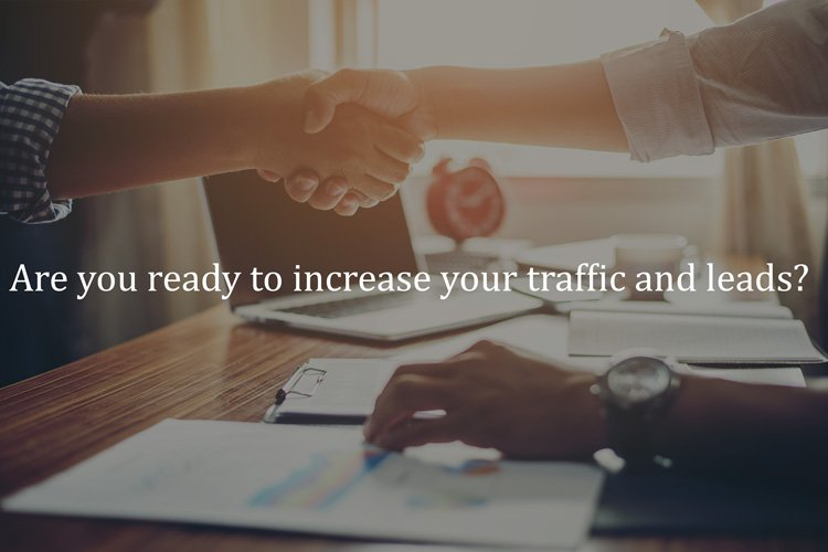 increase traffic and leads